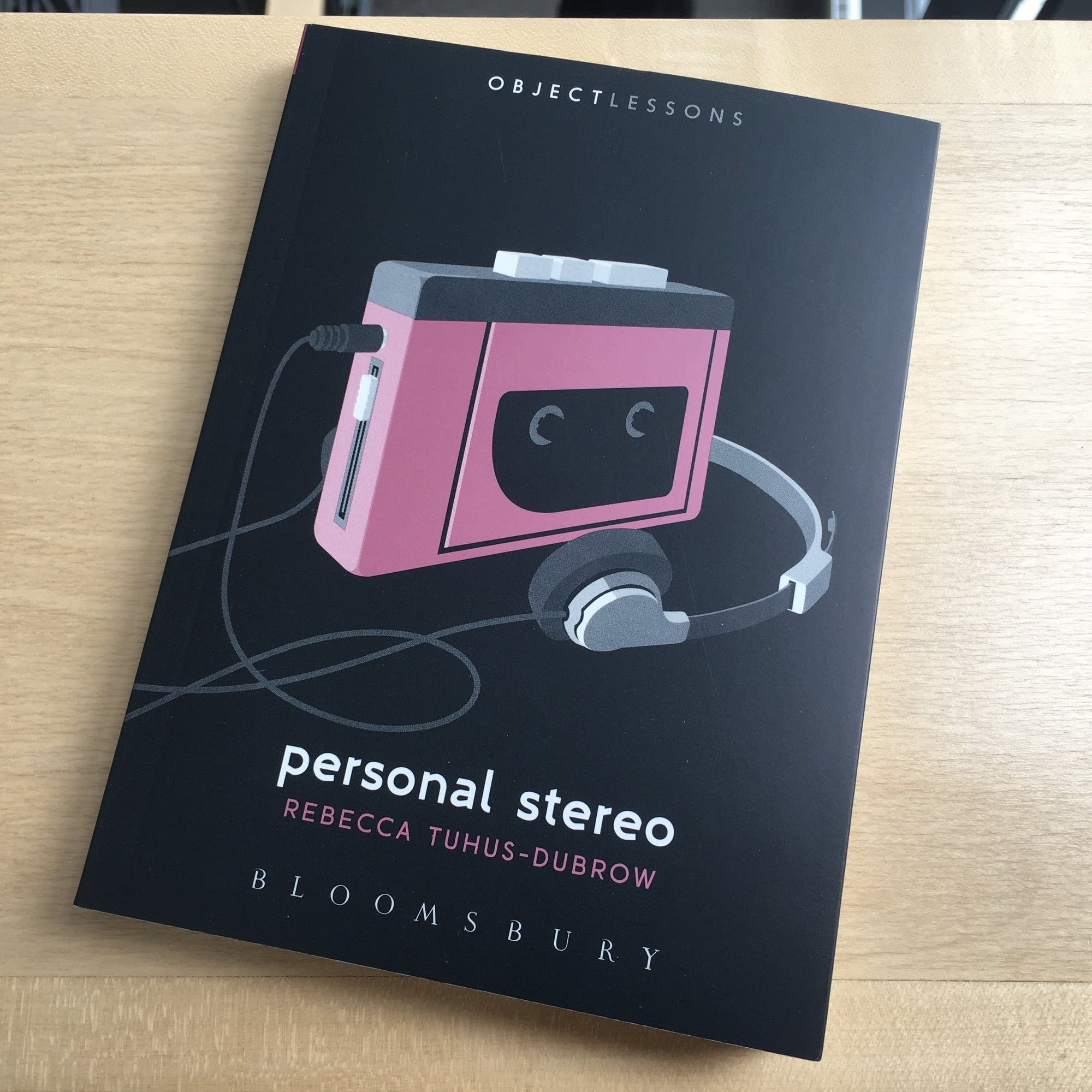 Rebecca Tuhus-Dubrow's 'Personal Stereo.'
