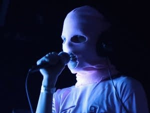 Pussy Riot performed at Subterranean in Chicago on their first tour stop