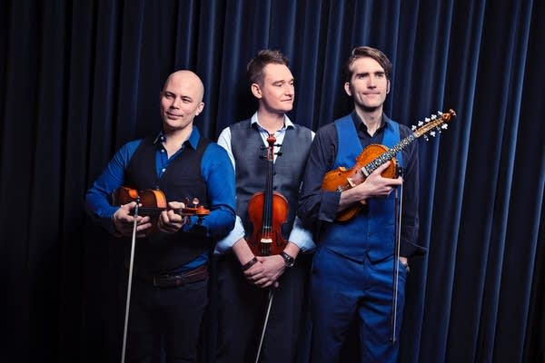 The Nordic Fiddlers Bloc