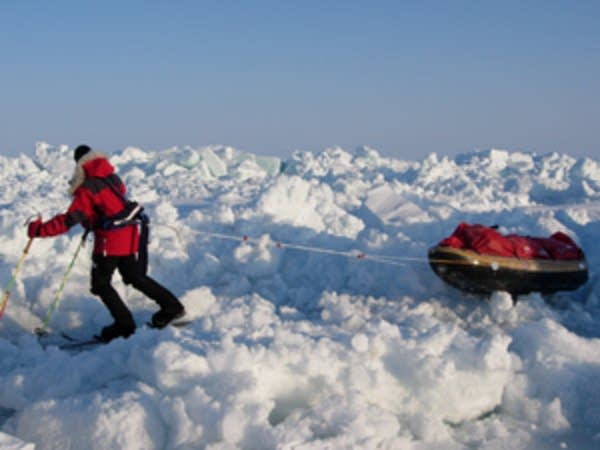 To the Arctic, but not this year