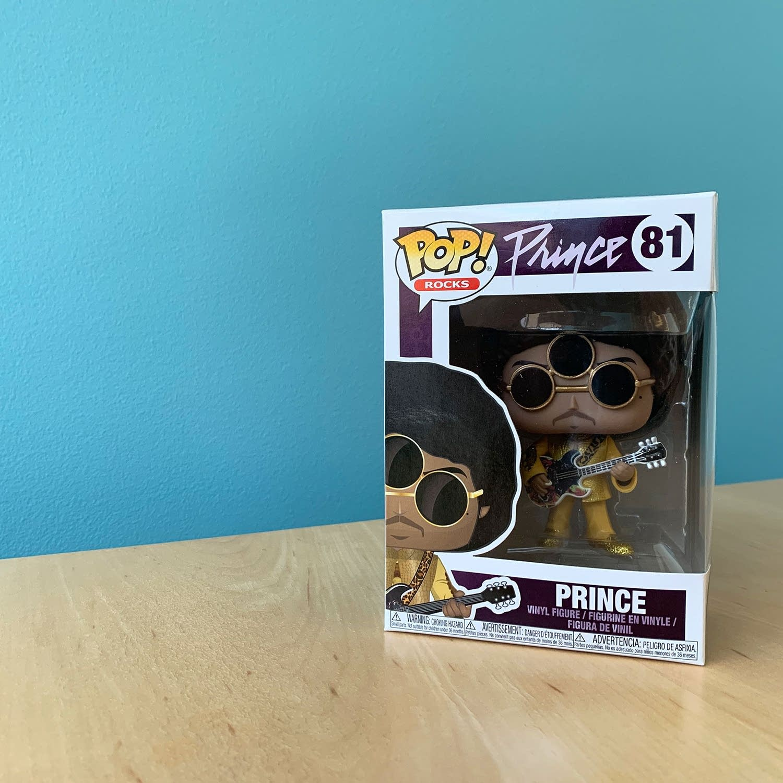 funko prince third eye girl