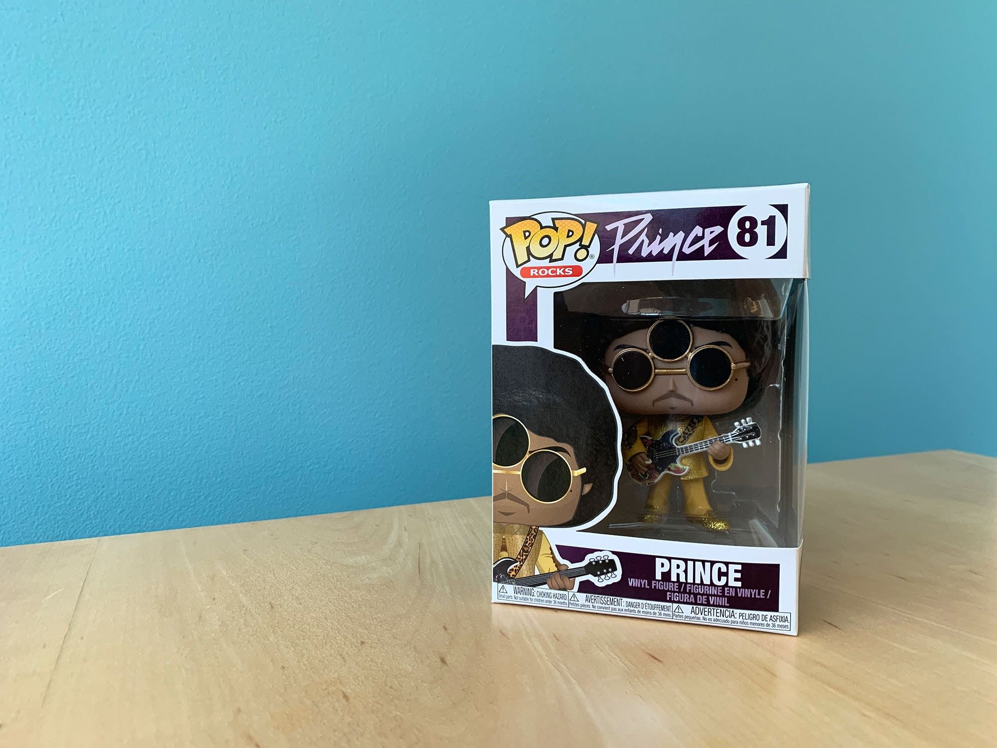 funko prince third eye girl