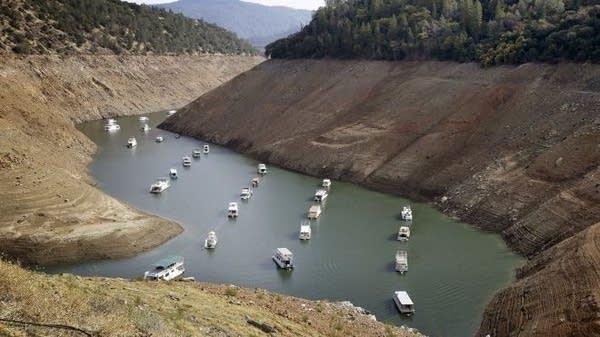 California Drought USGS