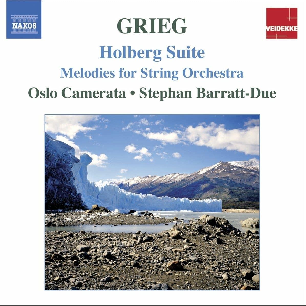 Edvard Grieg - 2 Elegiac Melodies: No. 1 The Wounded Heart