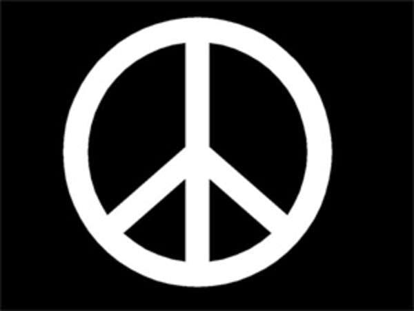 Peace, dude
