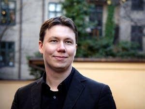 Composer Ola Gjeilo