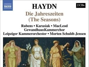 Franz Joseph Haydn - The Seasons