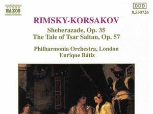 Nikolai Rimsky-Korsakov - Scheherazade: II. The Kalender Prince