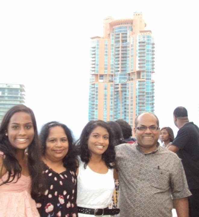 Mohanty family