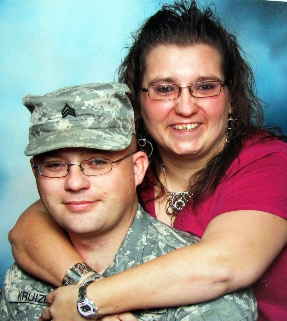 Sgt. Kurt Kruize, Billie Jo Kruize