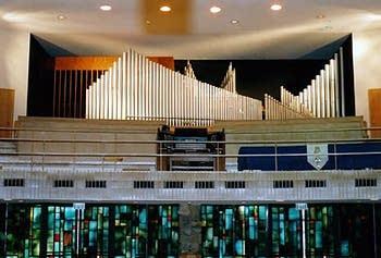 1965 Aeolian-Skinner organ at Saint Luke's Episcopal, Dallas, Texas