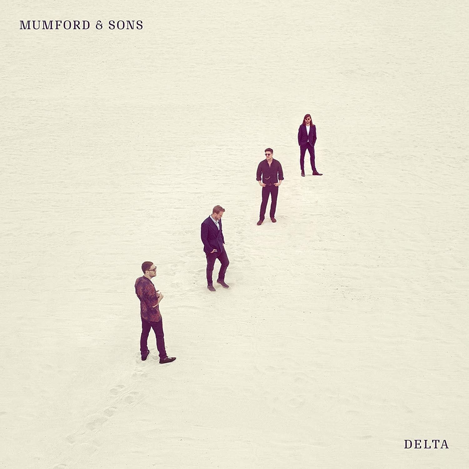 Mumford and Sons, 'Delta'