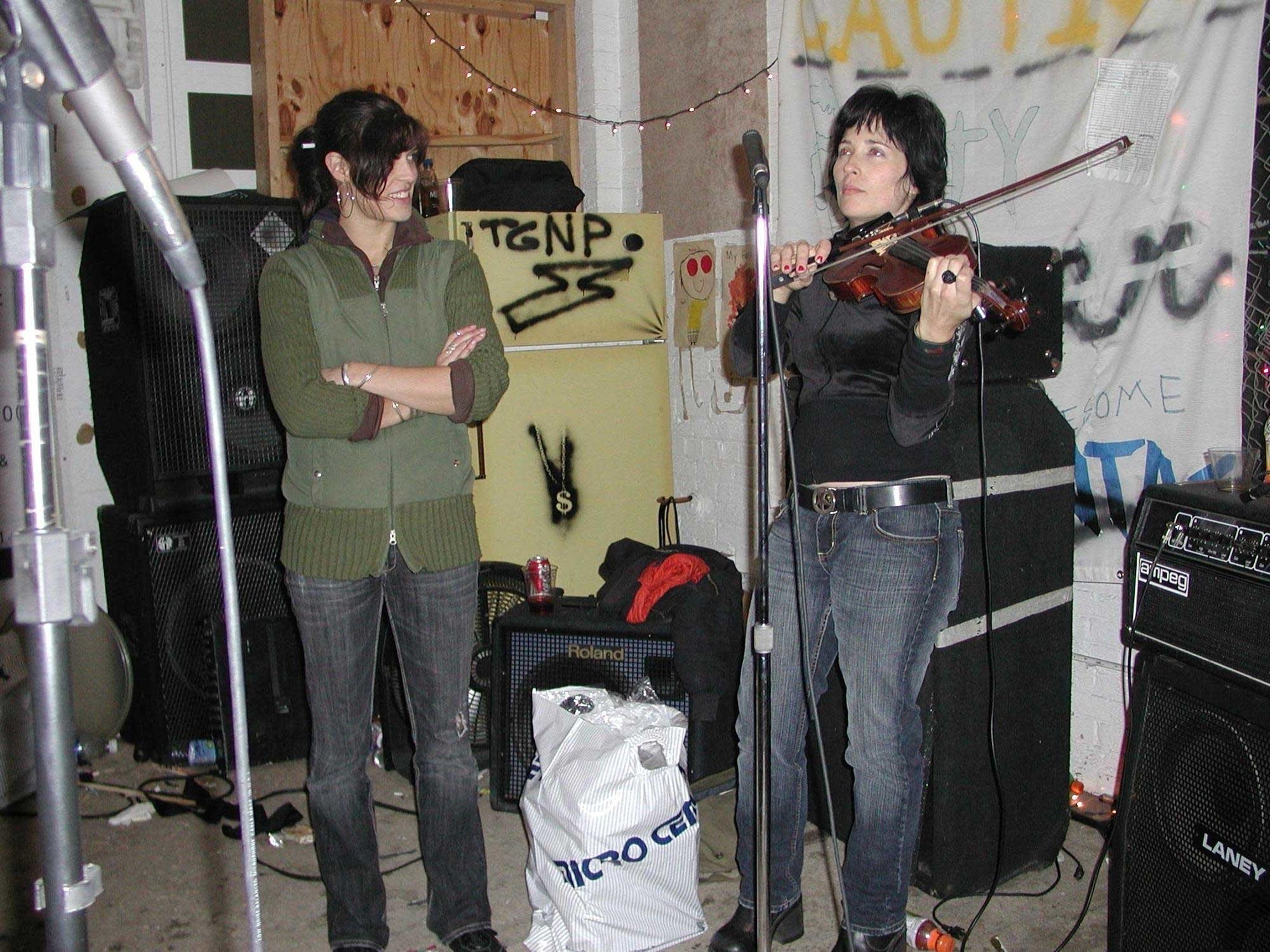 Guest musician