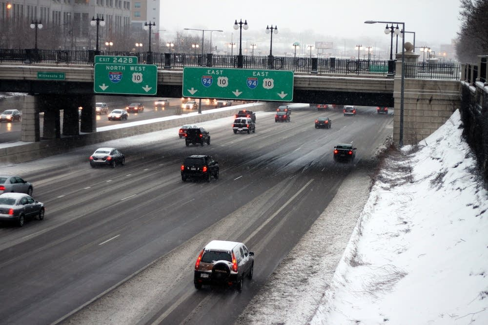 I-35E will close between Little Canada & St. Paul