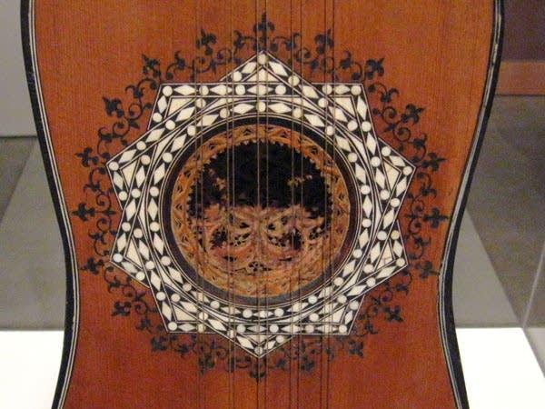 Italian guitar