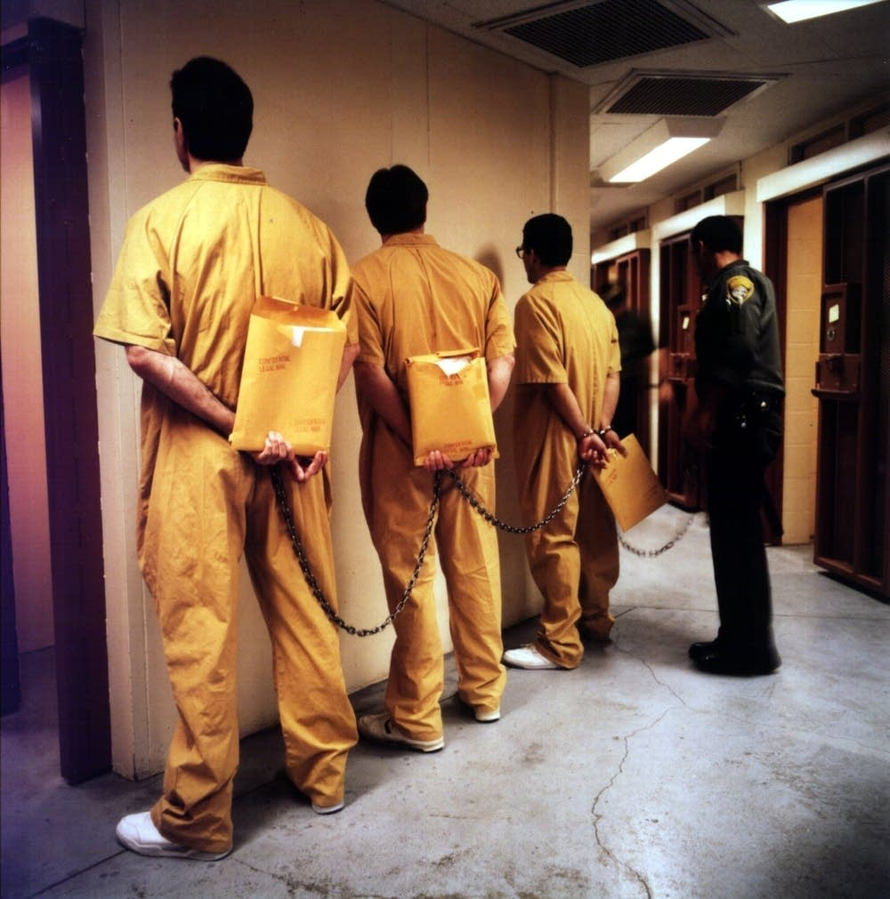 Prisoners at California Supermax prison