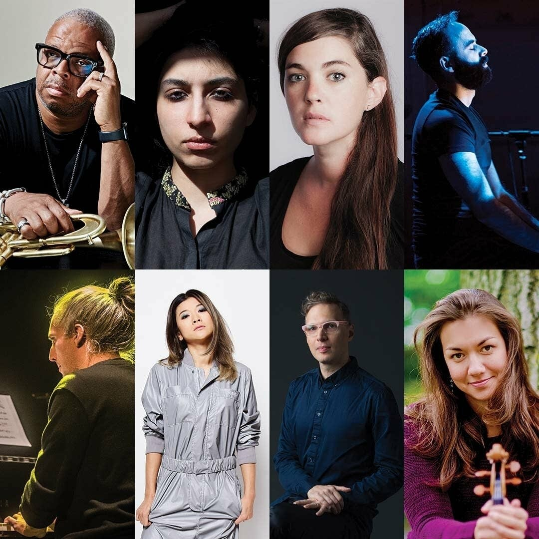 Liquid Music series artists