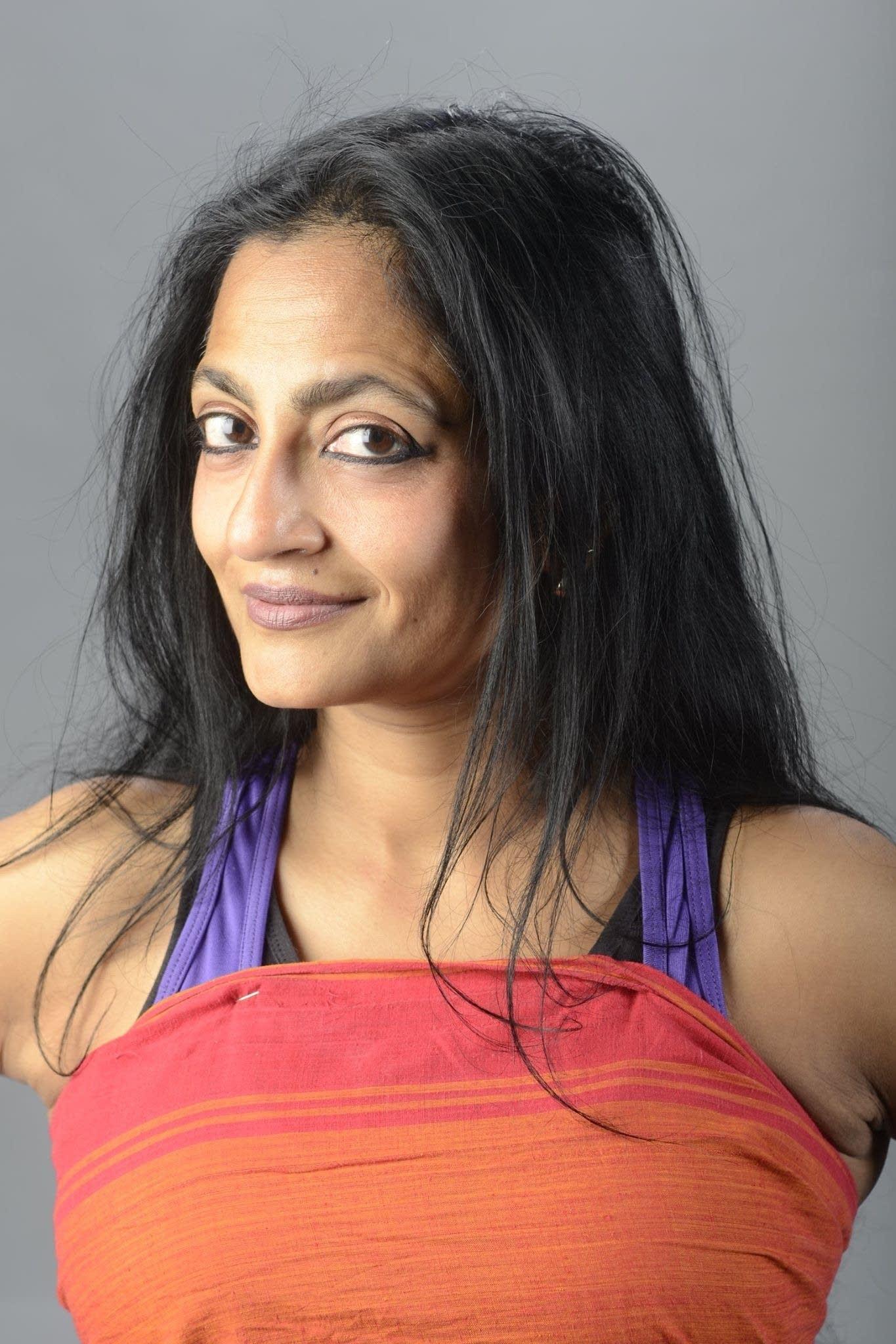 Ananya Dance Theatre founder Ananya Chatterjea