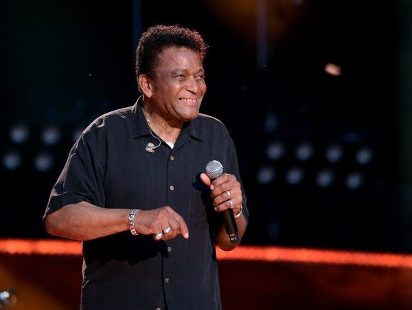 Charley Pride performs onstage during the 2018 CMA Music Festival