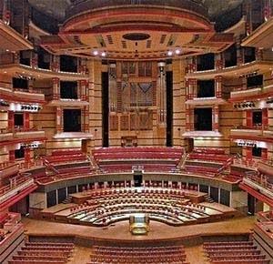 2002 Klais organ at Symphony Hall, Birmingham, England