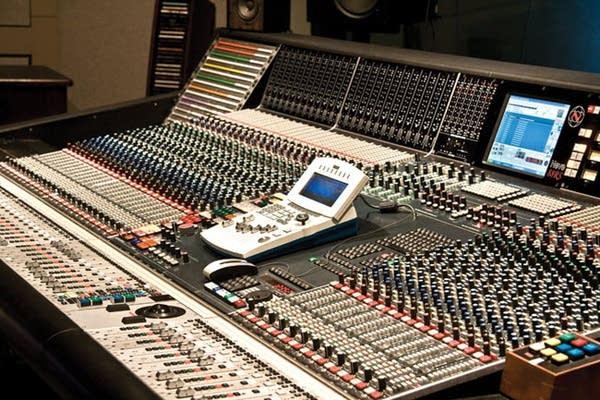 MPR Studios Board