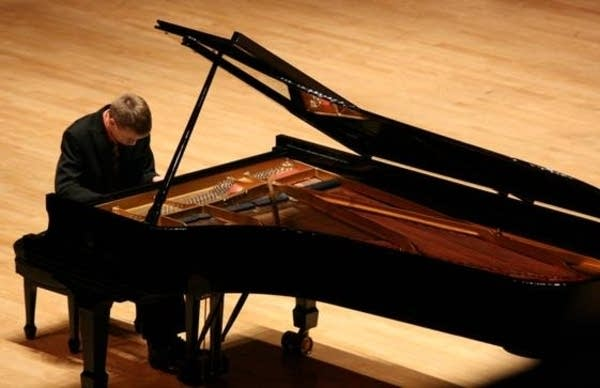 Aaron Fagerstrom, age 17, in Honors Recital