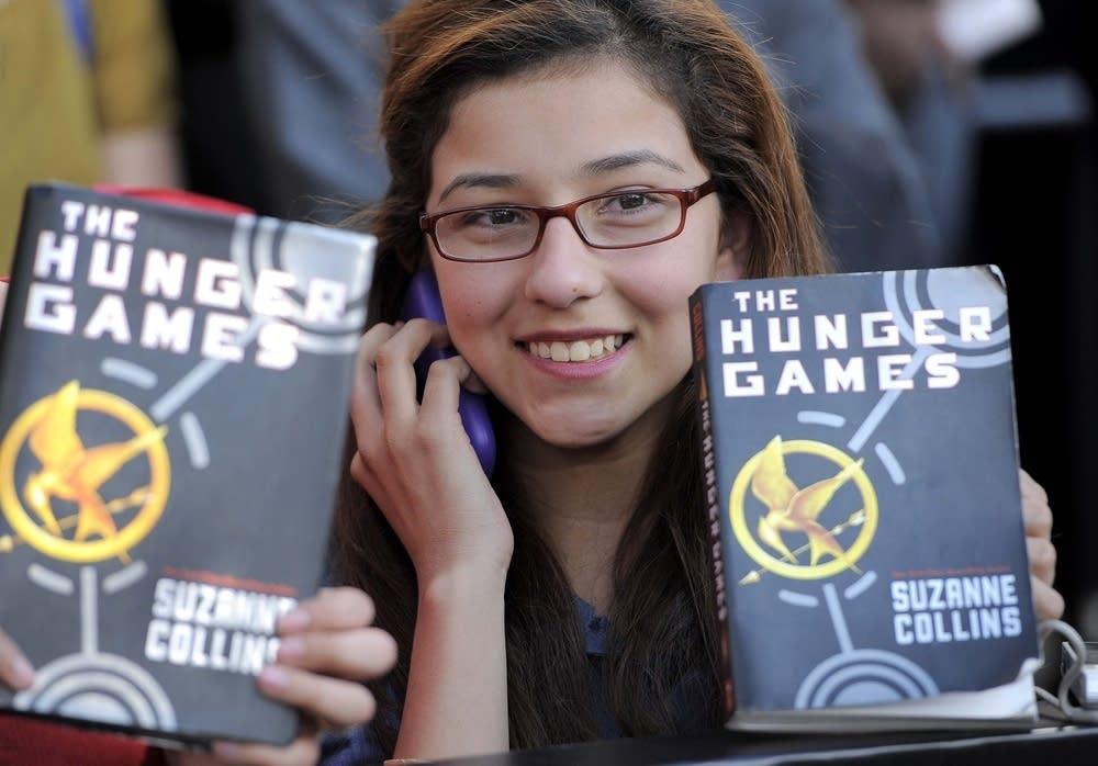 Hunger Games fan