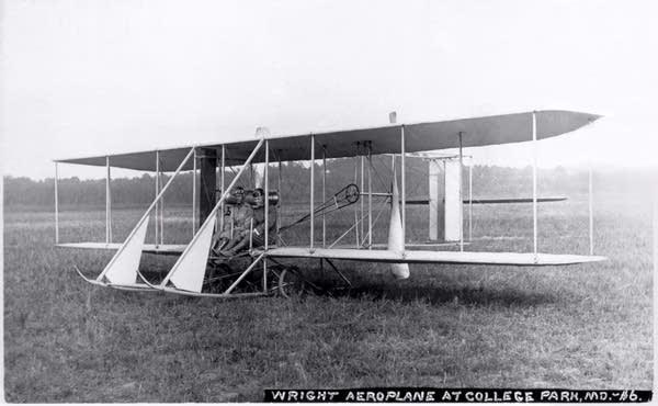 Wright Model B Plane