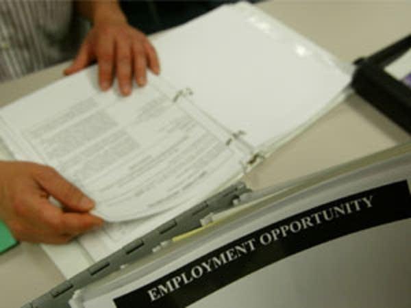 Job applications