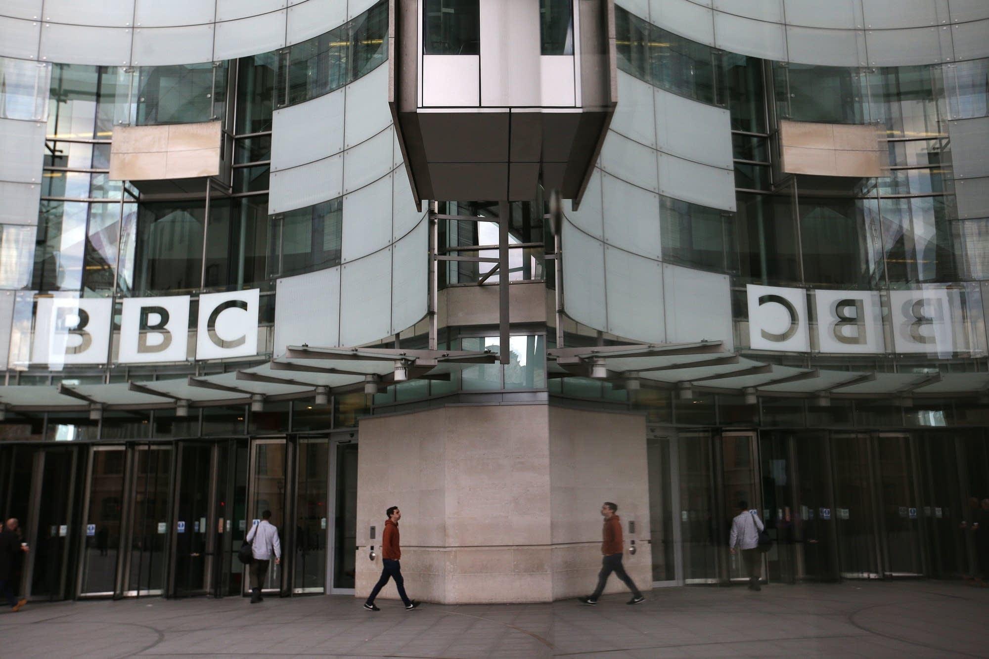BRITAIN-MEDIA-BBC