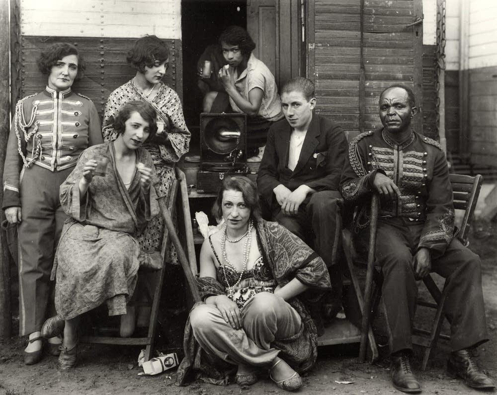 Circus Artistes