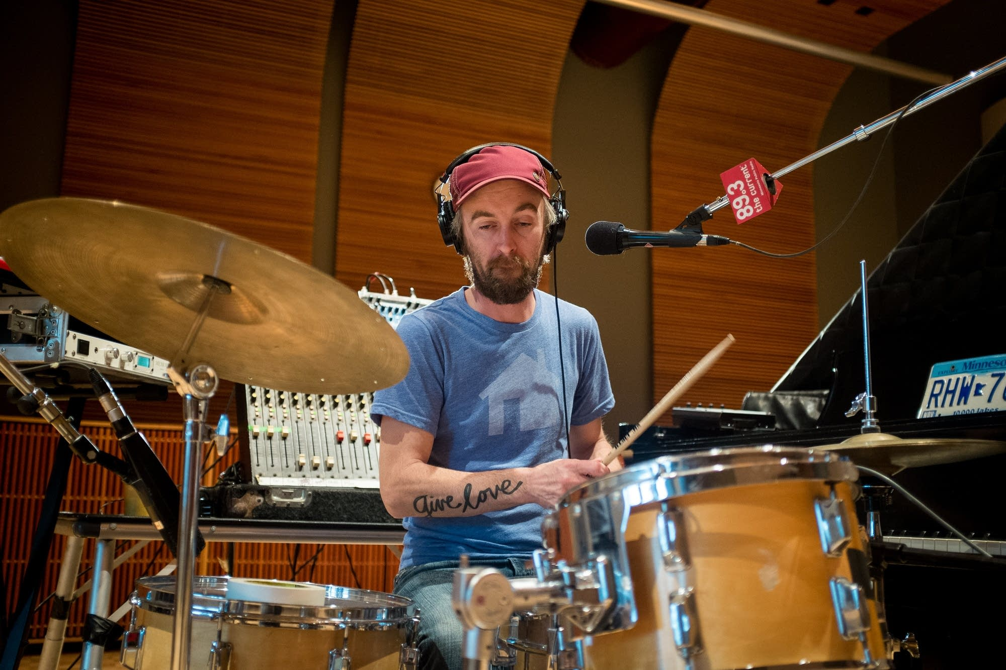 Dosh performs for The Local Show | The Current