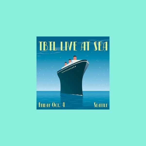 TBTL Live At Sea Poster