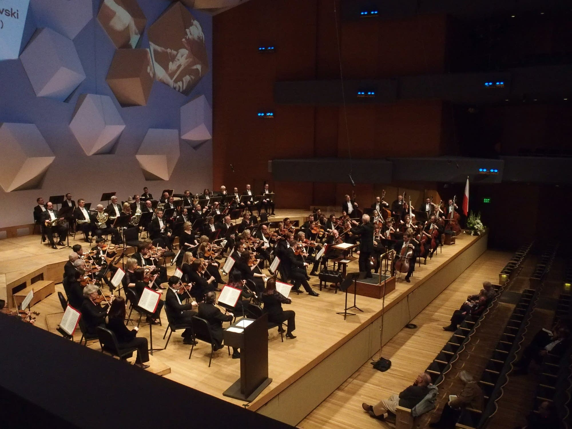The Minnesota Orchestra performs Bruckner