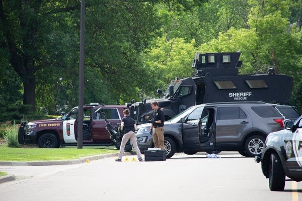 Eagan Police shooting