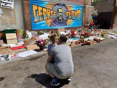 George Floyd killing: Police bodycam video details fatal arrest