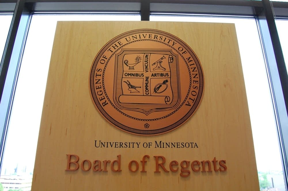 University of Minnesota Board of Regents