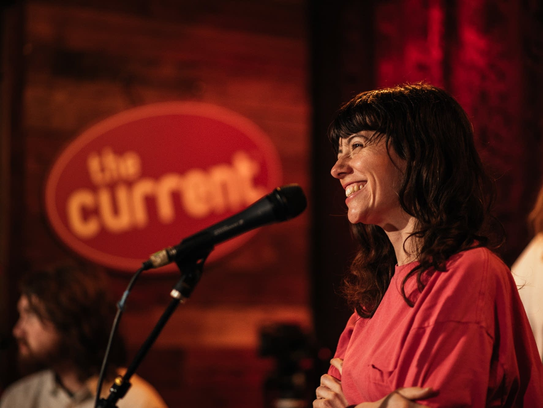 Natalie Prass performs at PledgeHouse during SXSW