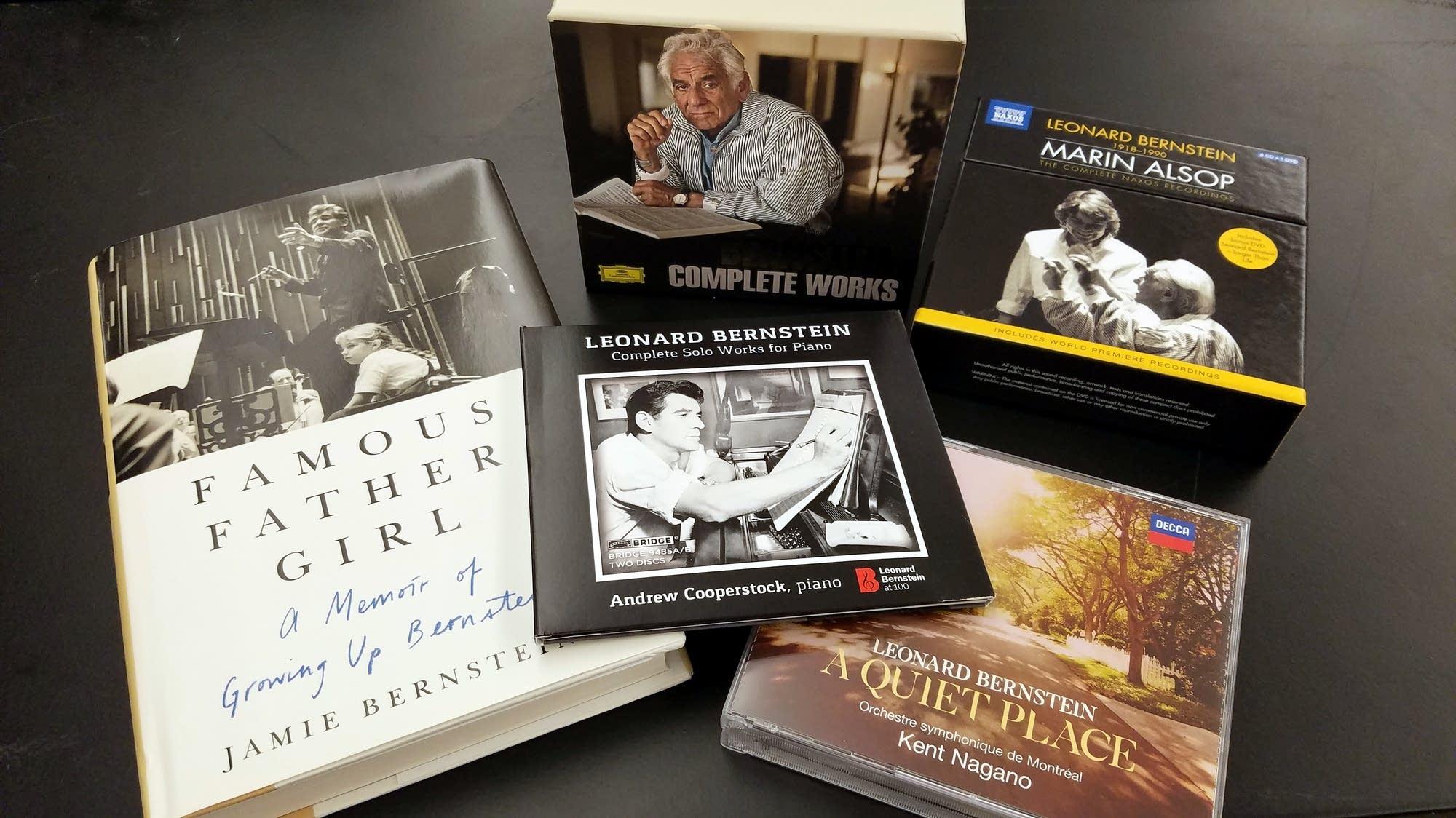Bernstein giveaway