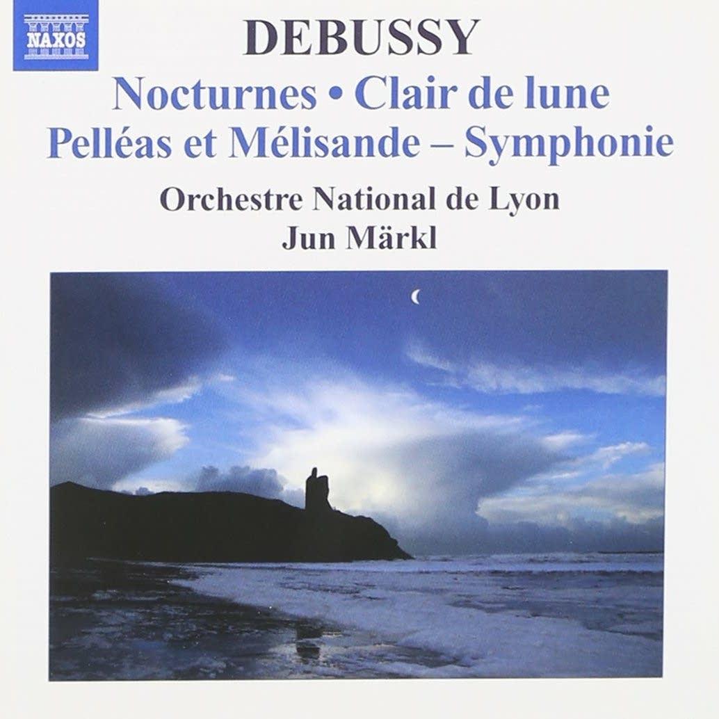 Claude Debussy - Nocturnes: Nuages