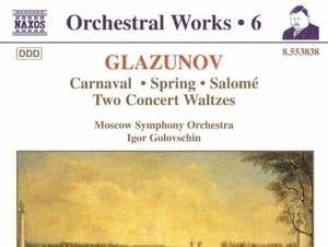 Alexander Glazunov - Spring