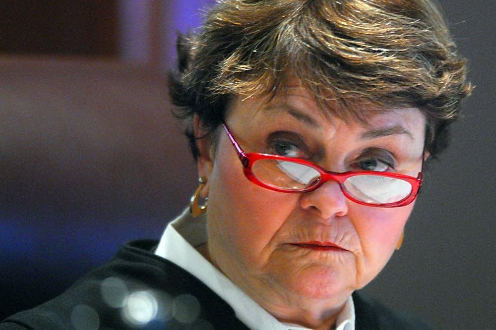 Judge Elizabeth Hayden