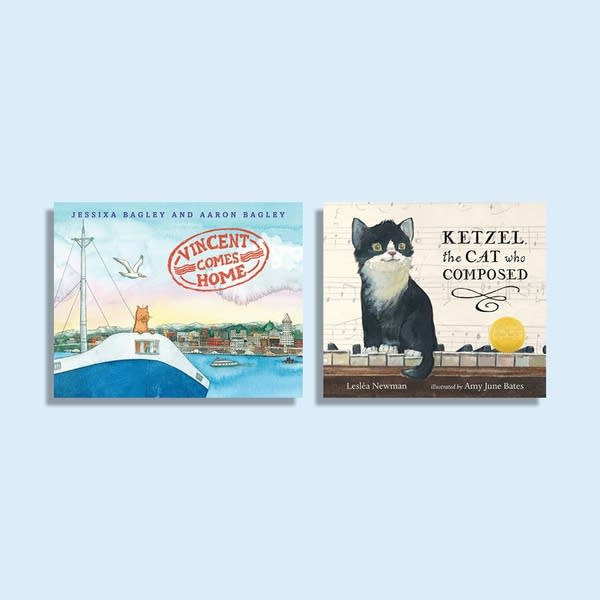 Vincent Comes Home & Ketzel, the Cat Who Composed