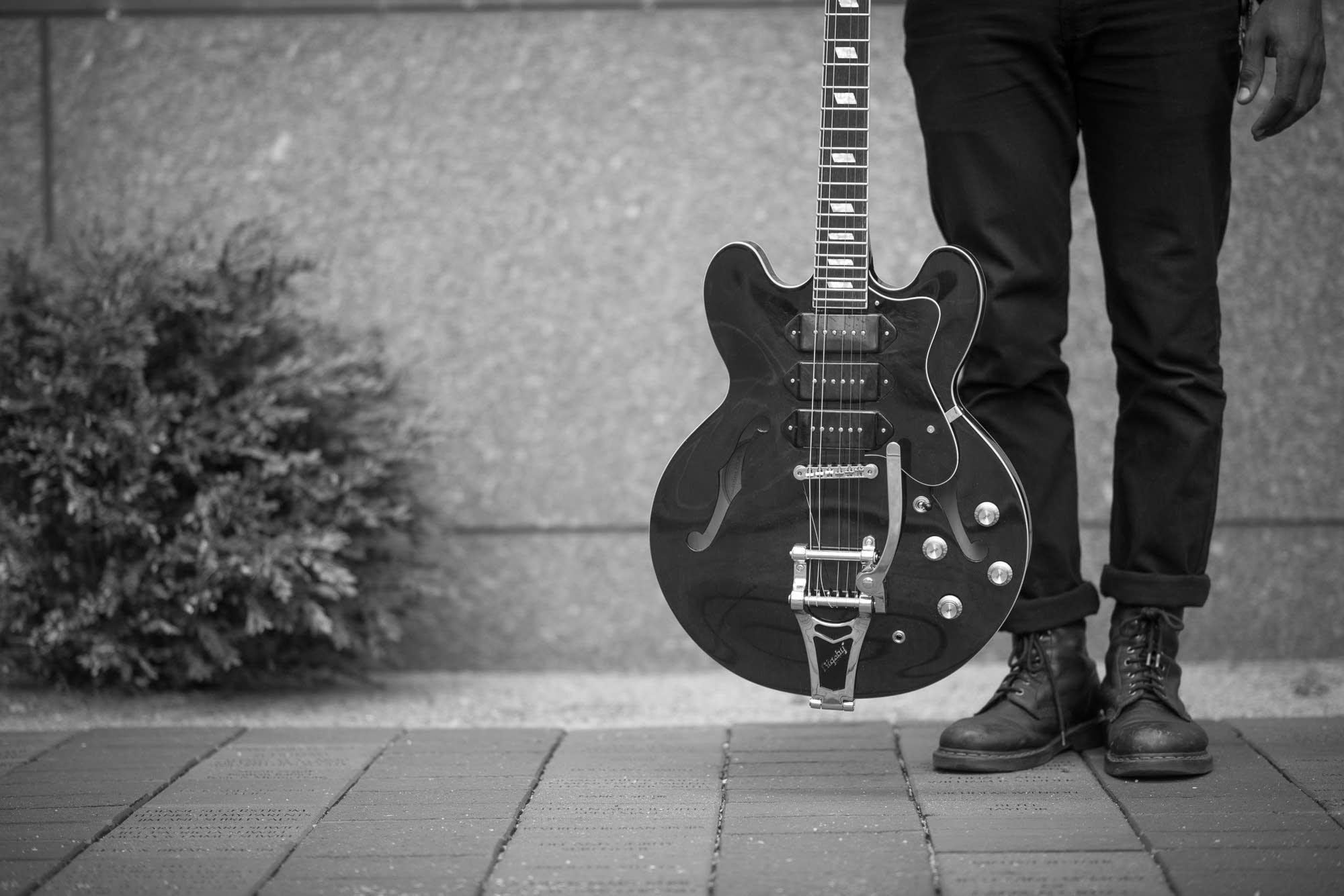 benjamin booker guitar 1