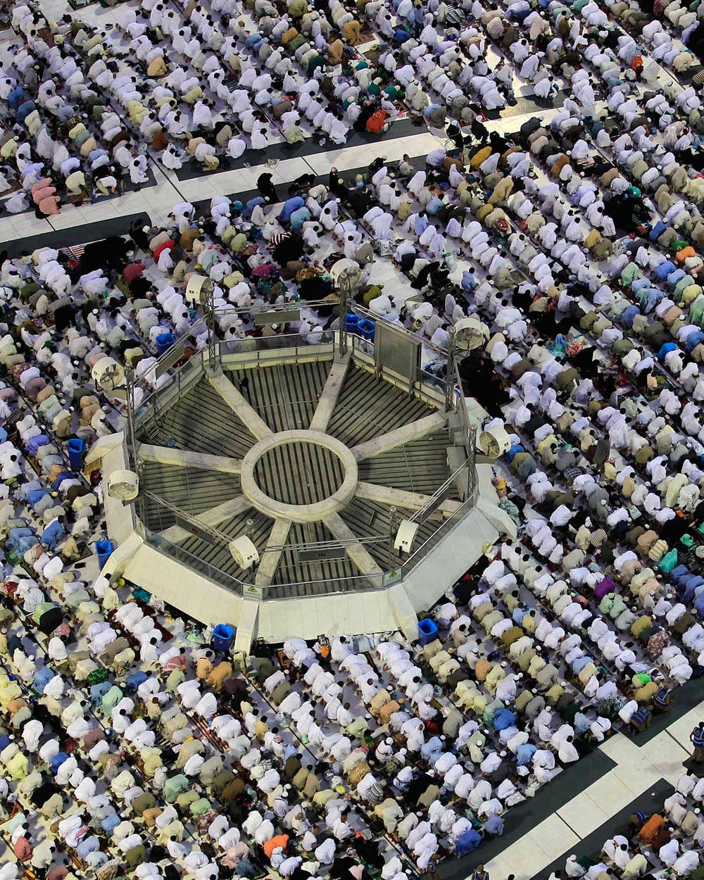 What is salat? Daily prayer in Islam | MPR News