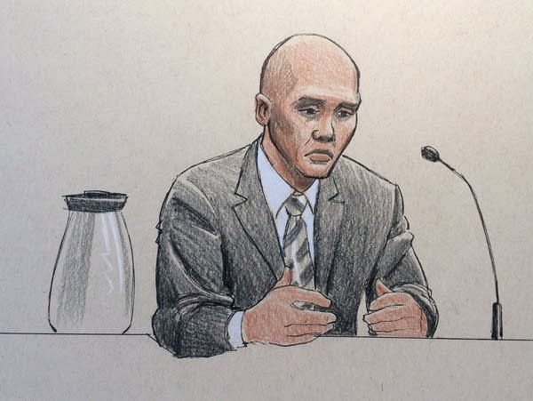 Ex-Minneapolis police officer Mohamed Noor takes the stand