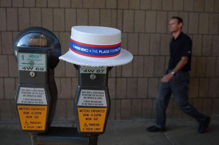 Souvenir conventioneer hat