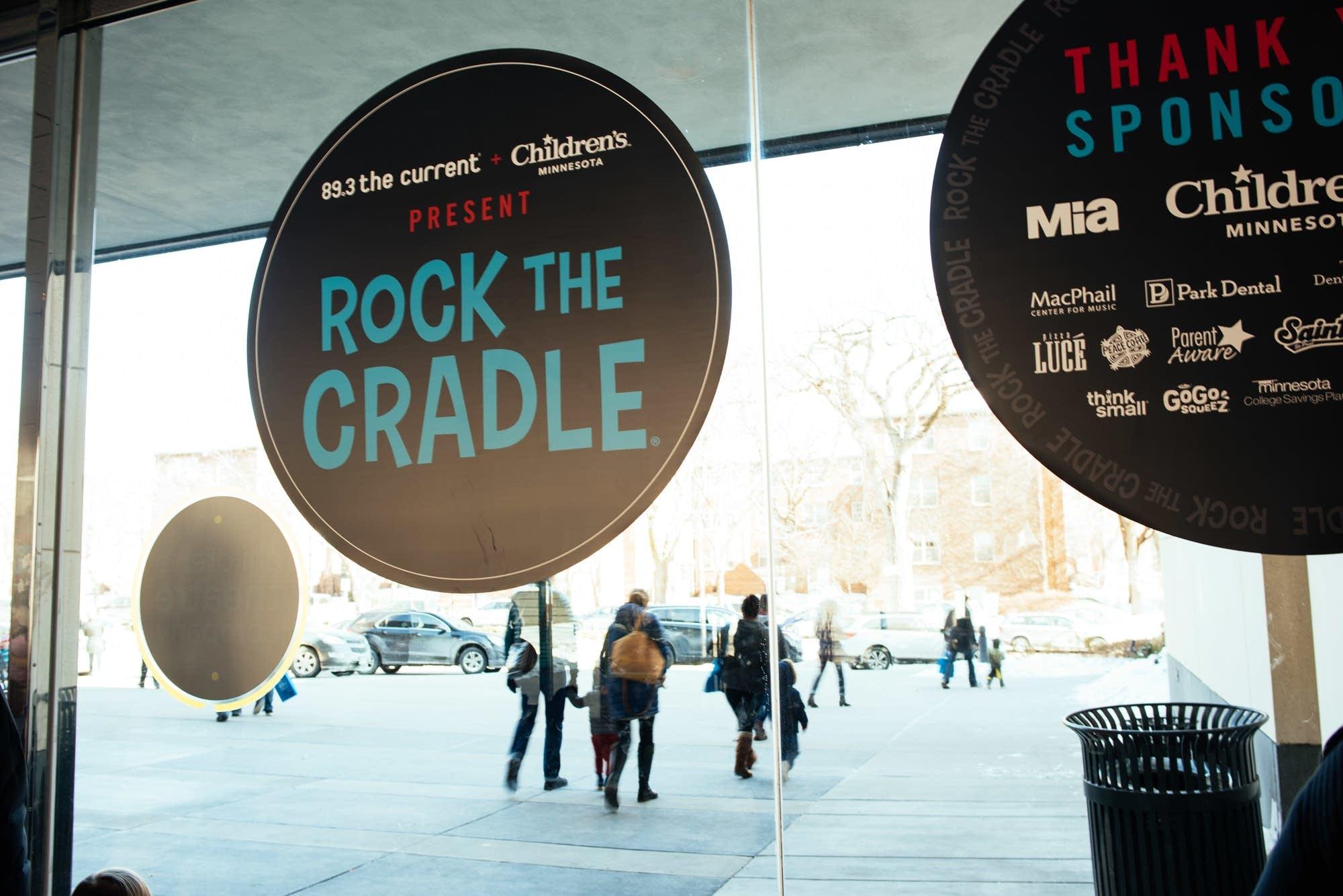 Rock the Cradle 2018