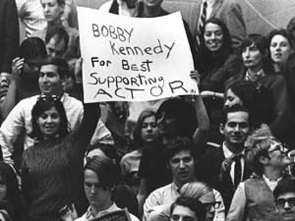 No fans of Kennedy