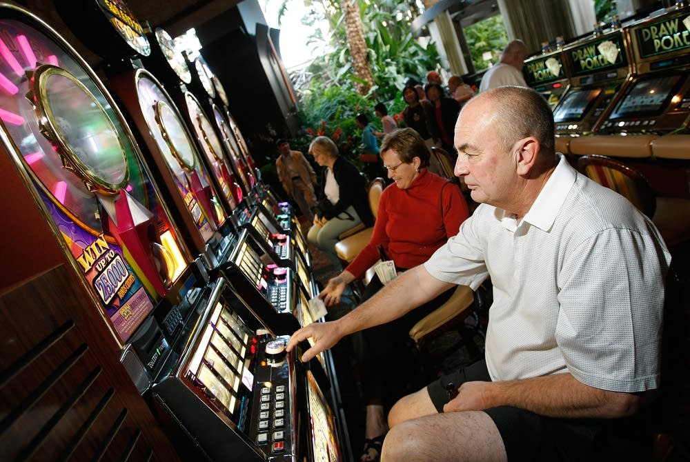 Slot machines as state revenue generators